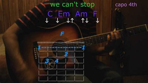 we can t be beaten guitar tab by rose tattoo guitar tab we can t stop miley cyrus guitar chords youtube