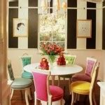 colorful dining room decoration ideas style pk