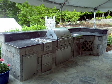 Outdoor Kitchen Cost by Our Portfolio Northern Va Landscaping