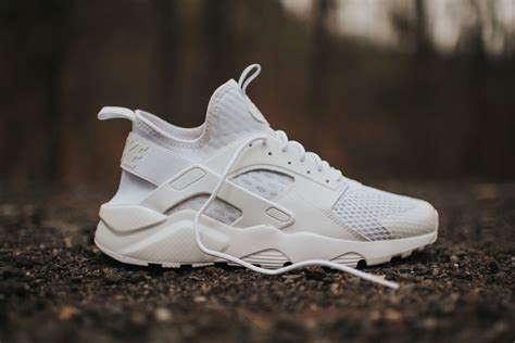 nike air huarache run ultra br white sneaker hypebeast