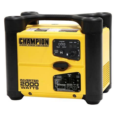 best 2000 watt inverter chion fulfillment 174 73536i inverter generator 2000