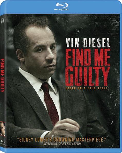 Find Me Find Me Guilty 2006 720p Bluray X264 Wiki Crazyhdsource