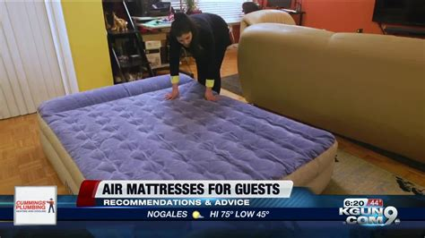 consumer reports best air mattress for guests