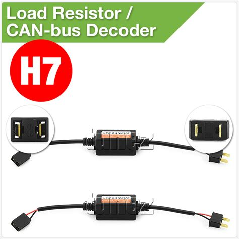 how a load resistor works tunezmart australia s favourite car accessories store h7 car led load resistor