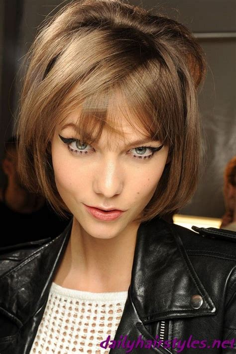 how to layer own hair for small chin 50 best ideas about chin length layered haircuts on