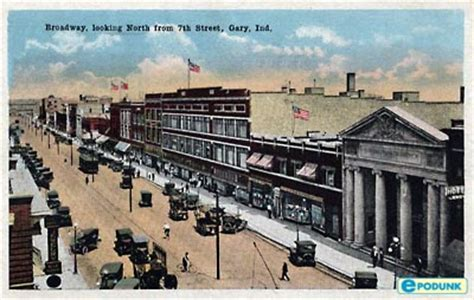 Gary Indiana Records History Of Gary Indiana