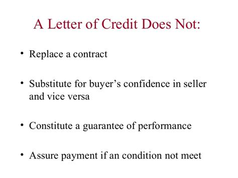 Letter Of Credit Expiration Date intpayment