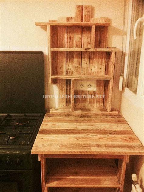 mueblesdepaletsnet mueble auxiliar  la cocina de palets
