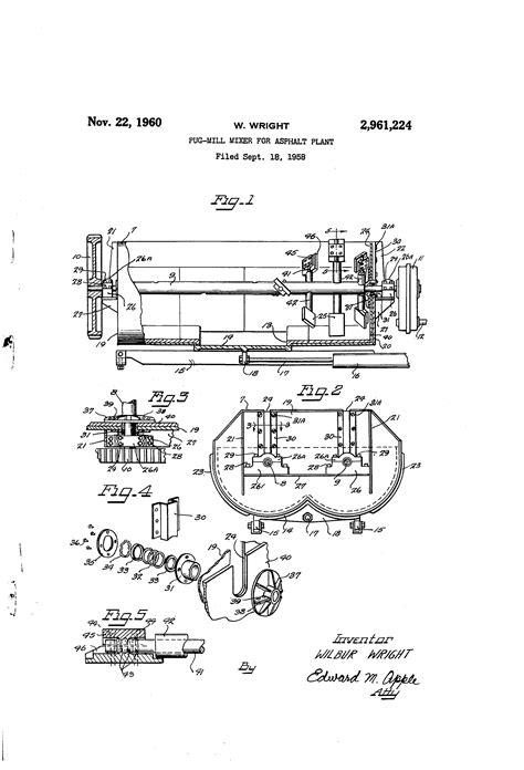 pug mill asphalt plant patent us2961224 pug mill mixer for asphalt plant patents