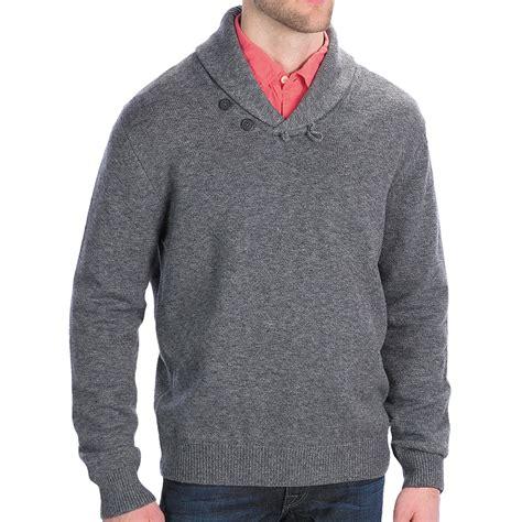 Bosbaju Jaket Sweater Bunny Tosca by Mens Wool Shawl Collar Cardigan Sweaters