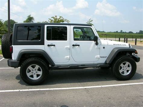 auto air conditioning repair 2012 jeep wrangler interior lighting find used 2012 jeep wrangler unlimited rubicon 4 door lifted 35 quot tires no reserve in union city