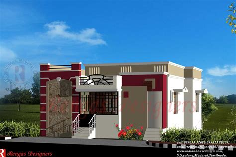 13 awesome simple exterior house designs in kerala image indian house single floor front elevation designs