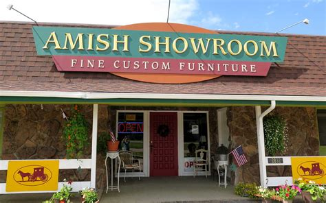 fort collins amish furniture showroom location and hours