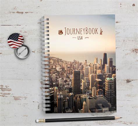 auslandsjahr abschiedsgeschenk usa reisetagebuch selberschreiben als abschiedsgeschenk