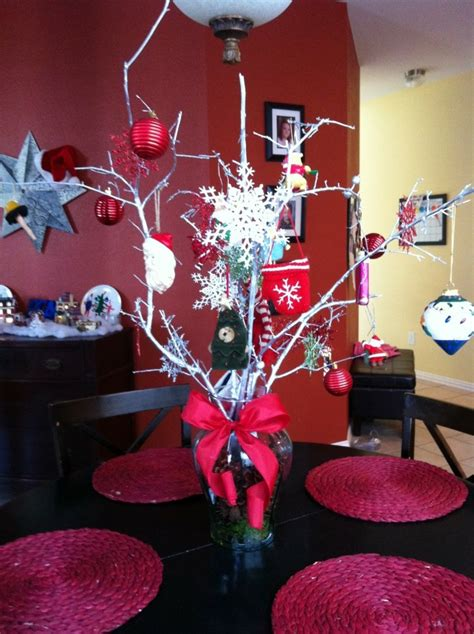 cena de navidad cincuenta ideas  decorar la mesa