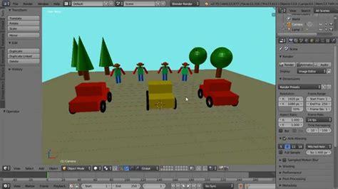 blender tutorial scene blender beginner s tutorial making a 3d scene inc