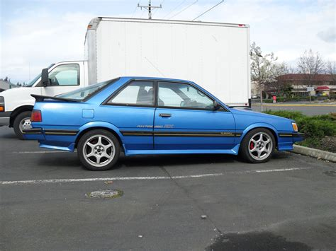 subaru leone subaru leone coupe photos and comments www picautos com