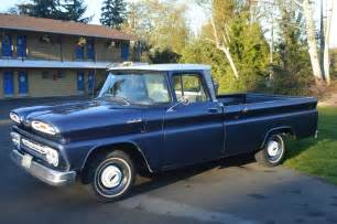 1961 Chevrolet C10 1961 C10 Chevy Up Truck Restomod For Sale