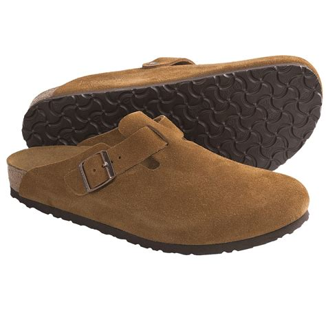 birkenstock clogs for birkenstock boston clogs suede for and