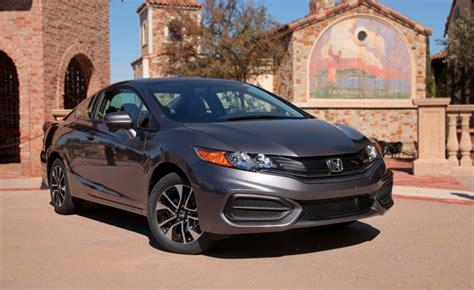 honda civic 2014 review 2014 honda civic coupe review car reviews