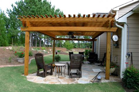 canton pergola wills traditional patio atlanta