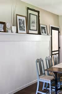 Wainscoting With Shelf Love The Wainscoting And Shelf Downstairs Pinterest