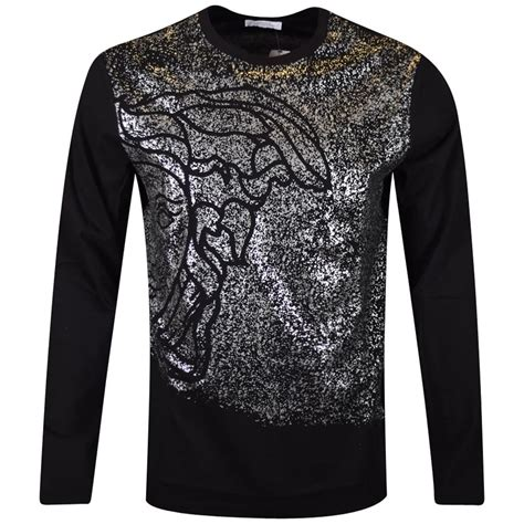 Tshirt All Soul Colection versace collection versace collection black print
