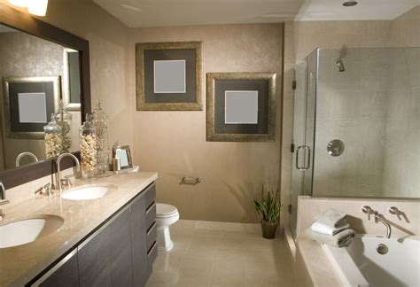 upscale small bathrooms