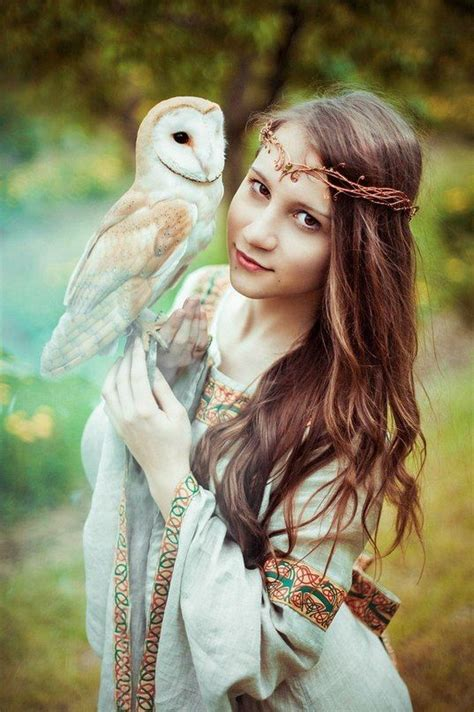 girl in commercial with owl pin by helle lairy on elves pinterest owl fantasy