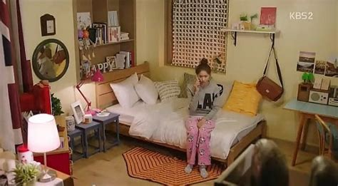 Room Drama Korean Simple Bedroom For Who Lives Alone Or
