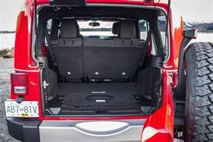 jeep wrangler unlimited 2015 suv drive