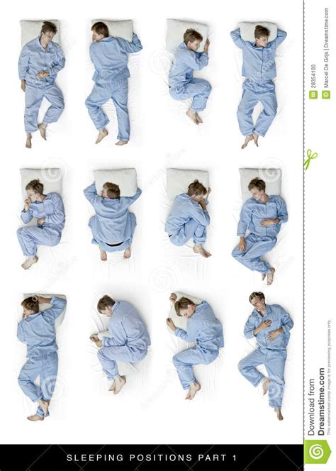 Best Sleeping Position Image