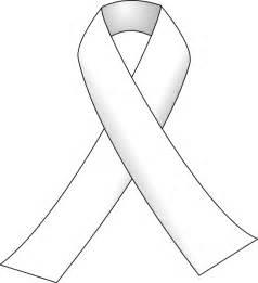 white ribbon 3 clip art at clker com vector clip art