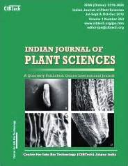 the american indian vol 1 of 20 being a series of volumes picturing and describing the indians of the united states and alaska classic reprint books indian journal of plant sciences volume 1 no 1