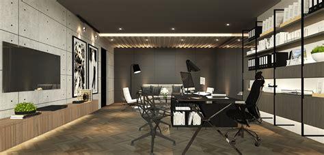 Interior Living Room menara karya office jettaliving