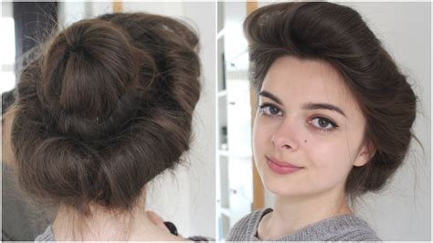 how to do hairstyles of 1900 gibson girl hair tutorial loepsie