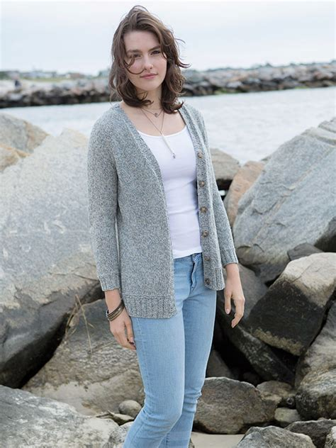 knit down sweater pattern bly designed by amy christoffers in berroco indigo this