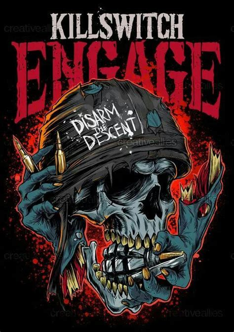 band of skulls patterns lyrics 20 best killswitch engage images on pinterest killswitch