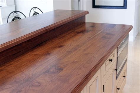 Wood Kitchen Island Top Wooden Kitchen Island Top Traditional Kitchen Atlanta By J Aaron Custom Wood Countertops