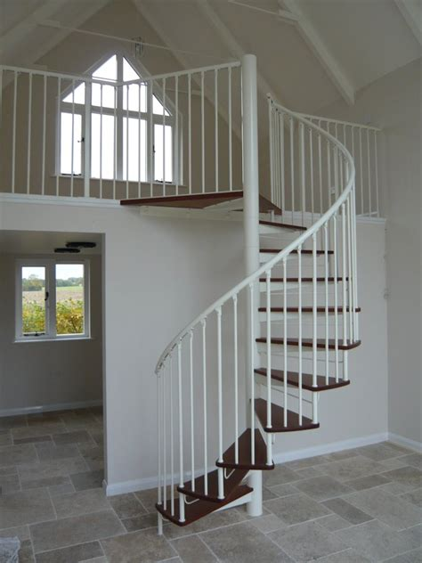 Spiral Staircase by Domestic Spiral Staircases