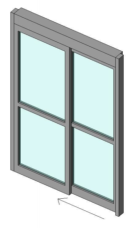 door in curtain wall single sliding door revit images
