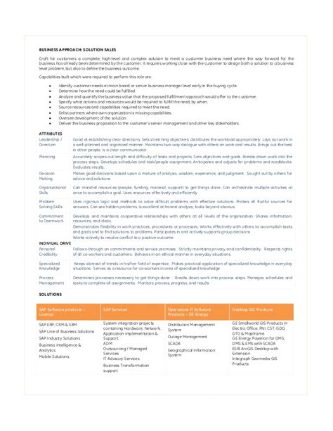 Resume Sles For Application resume sales application