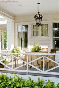 Side Porches by Best 25 Porch Railings Ideas On Deck Railings
