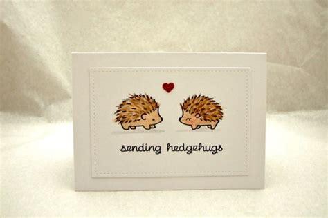 3 year anniversary card template hedgehog s day card hedgehog card
