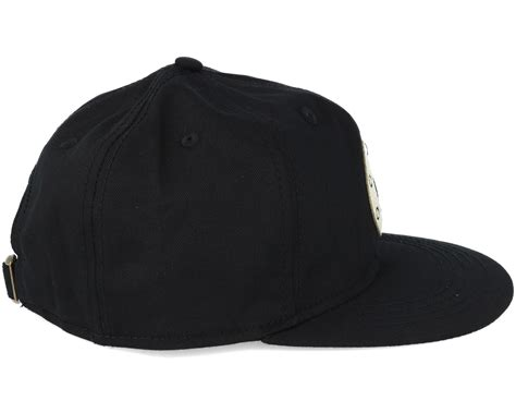 Woven Black by Scramble Woven Black Adjustable Crooks Castles Start