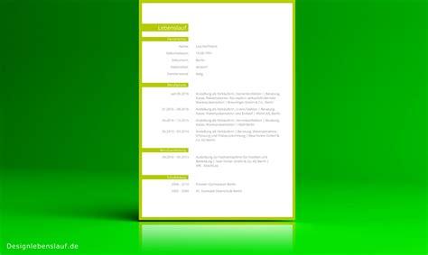 Lebenslauf Bei Bewerbung Muster Lebenslauf F 252 R Word Und Open Office Designlebenslauf De