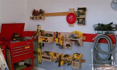 Garage Organization Power Tools Diy Power Tool Storage System Wilker Do S