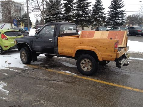 1000 images about wood pickup beds on pinterest truck