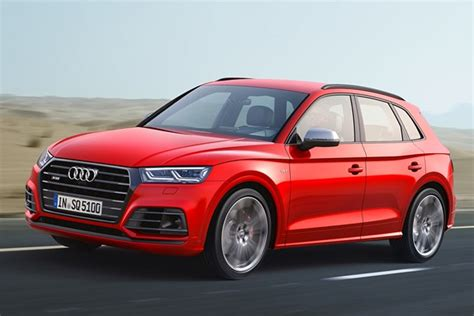 Audi Sq5 Price Uk by Audi Q5 Sq5 From 2012 Used Prices Parkers