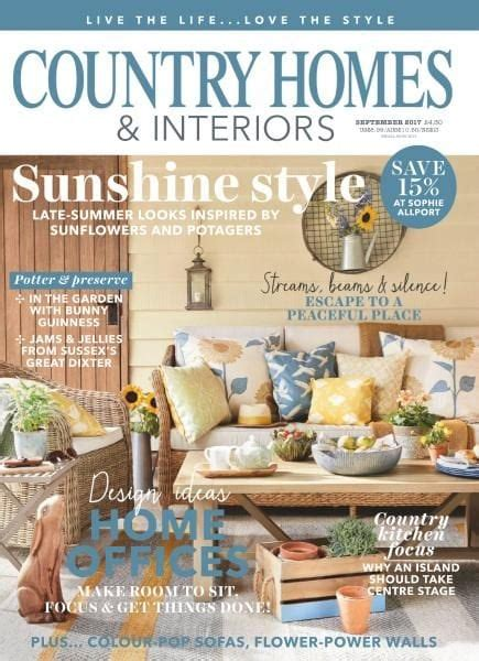 country homes interiors september 2017 pdf free